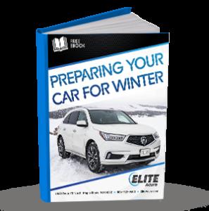 Preparing Your Car for Winter eBook