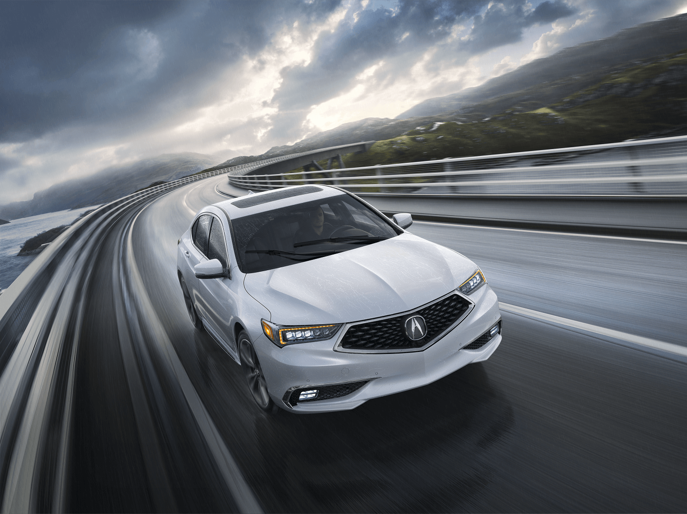 Acura TLX Safety