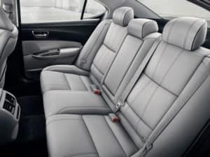 Acura TLX Rear Seats