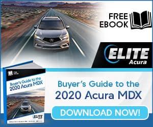 Buyer's Guide 2020 Acura MDX eBook CTA