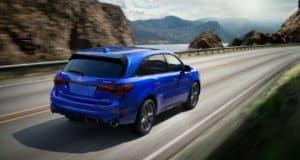 2020 Acura MDX Towing Capacity