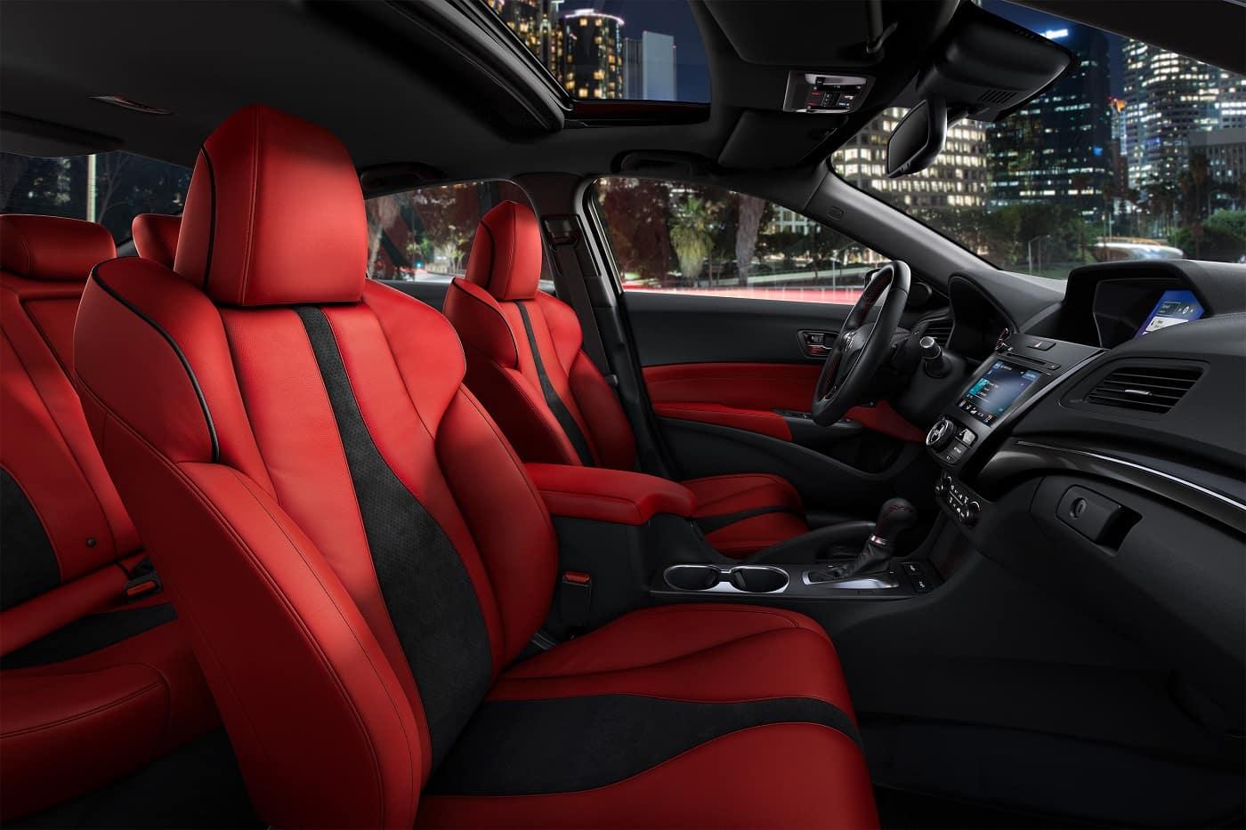 2020 Acura TLX Interior Cab