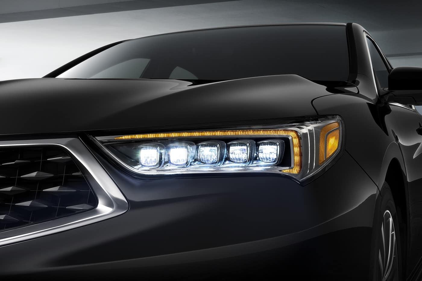 Acura TLX Headlights
