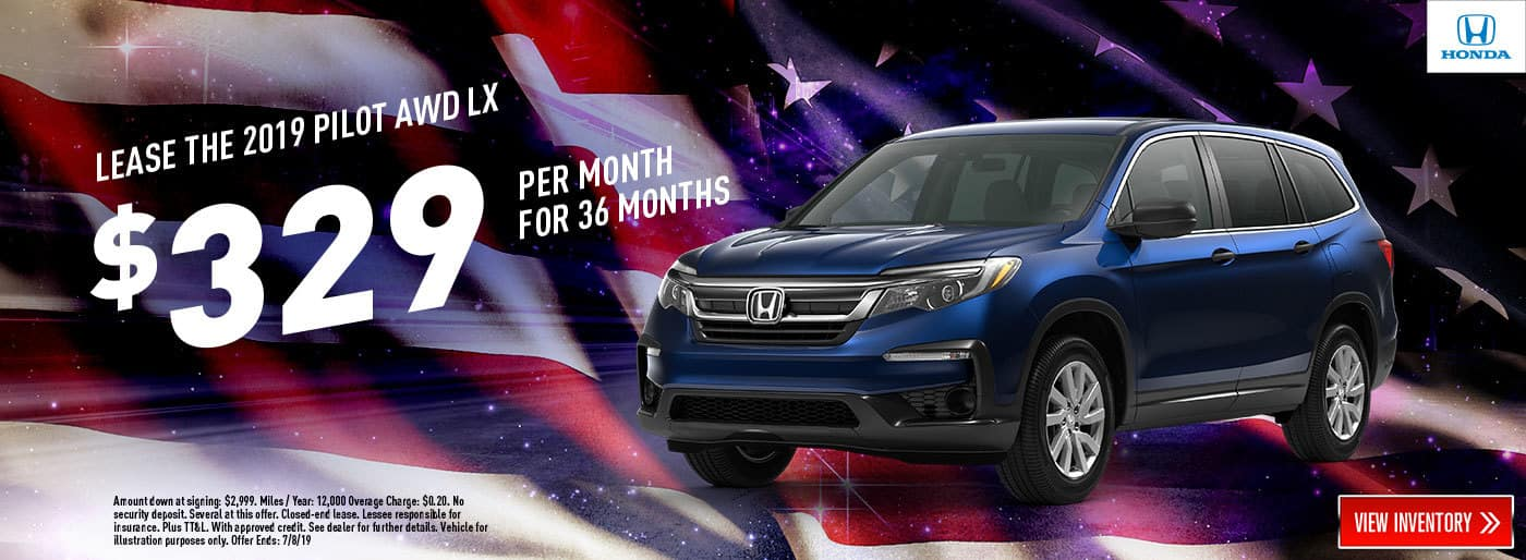 2019-Honda-Pilot-AWD-LX