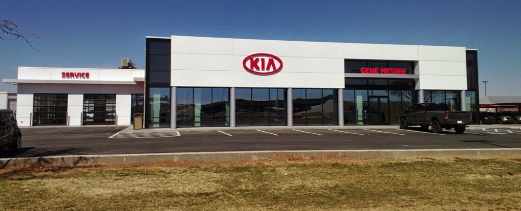 Gene Messer Kia dealership near Amarillo TX