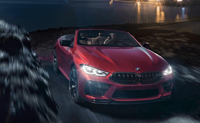 2020 BMW M8 convertible Hiliton Head, SC