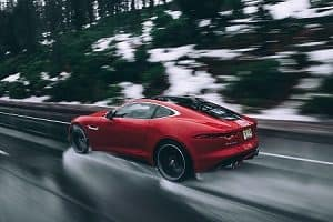 Red 2019 Jaguar F-TYPE review