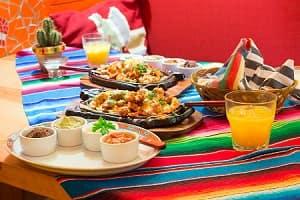 Frontier Restaurant Mexican Food