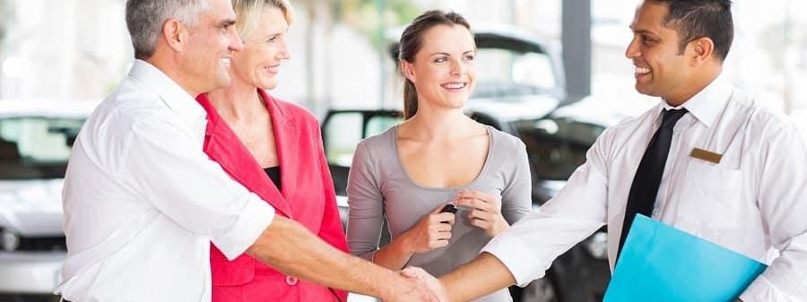 Reliable Jaguar Sales Staff