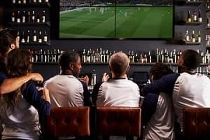 Local Sports Bar