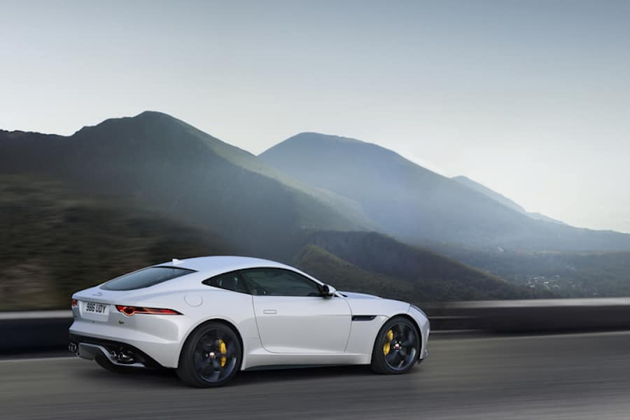 Jaguar F-TYPE Maintenance Schedule