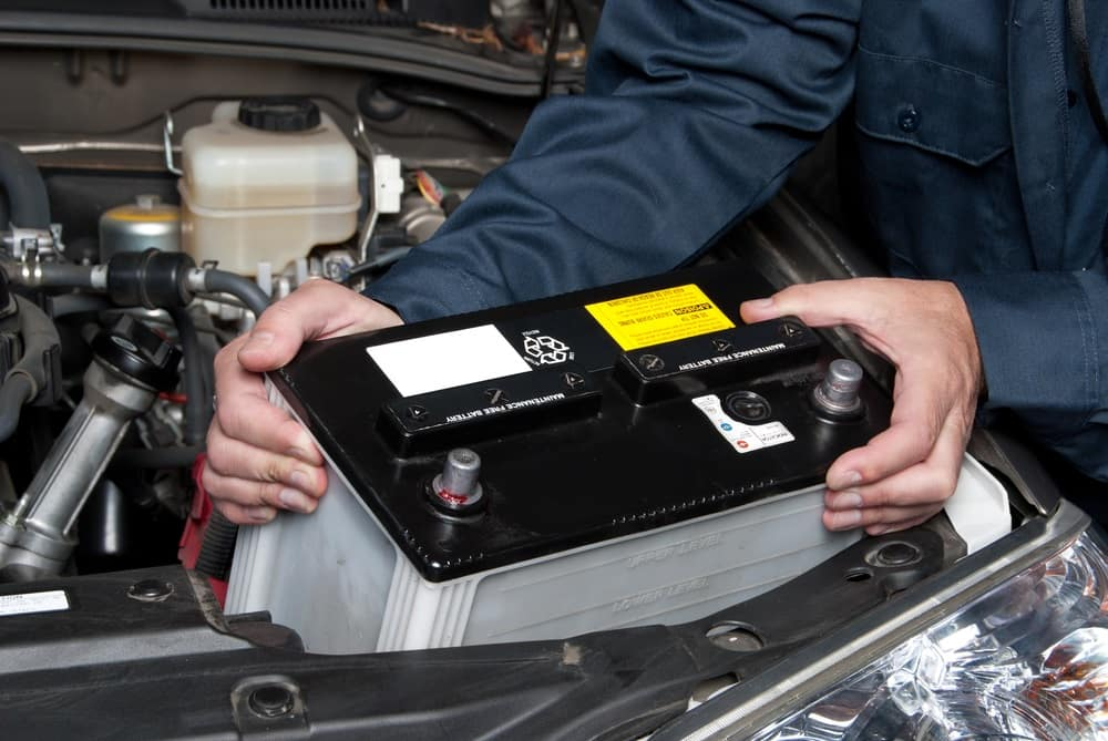 Car Battery Replacement near Albuquerque, NM