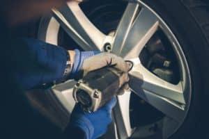 tire rotating