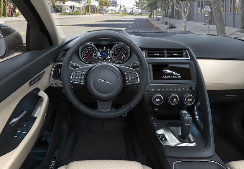 2019 Jaguar E-PACE Cargo