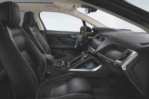 2019 I-PACE Interior Features