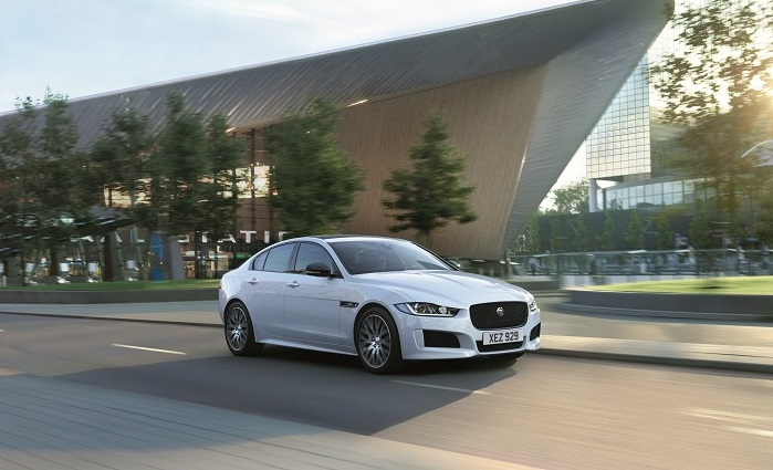 Jaguar XE Safety Options