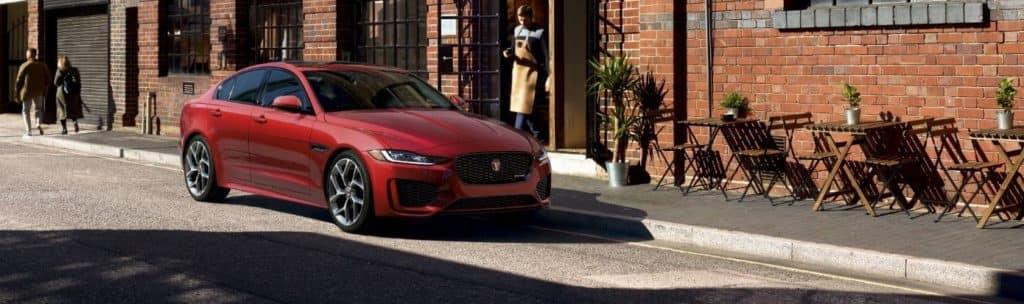 Jaguar XE Configurations