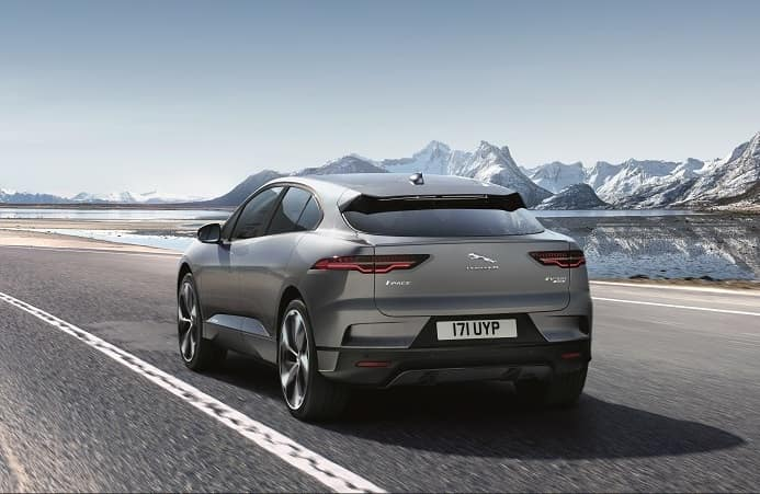 Jaguar I-PACE Performance Specs