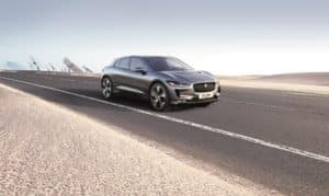 2019 Jaguar I-PACE Performance Features
