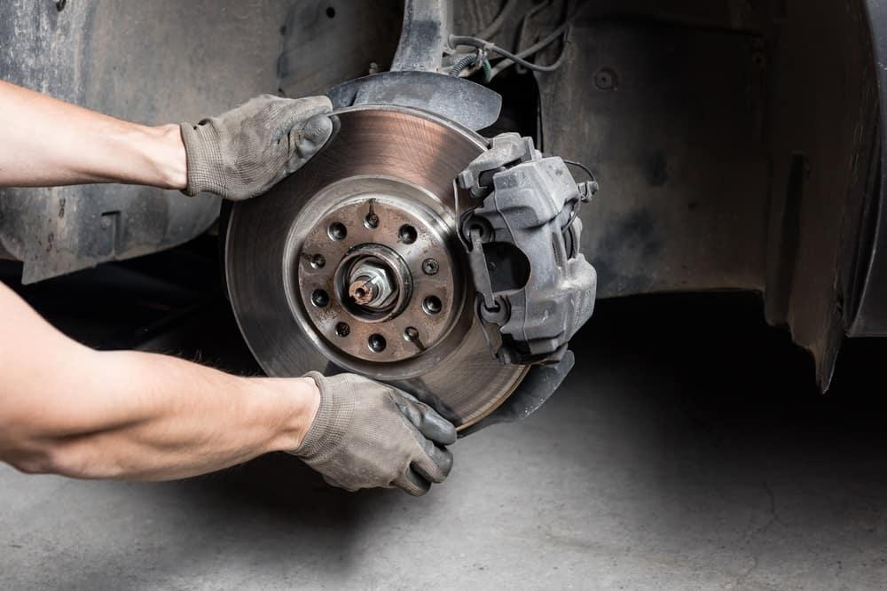 Brake Rotor Replacement