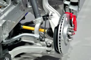 Symptoms of a Bad Brake Caliper