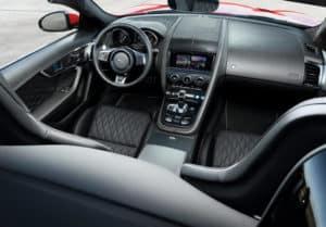 Jaguar F Type Interior