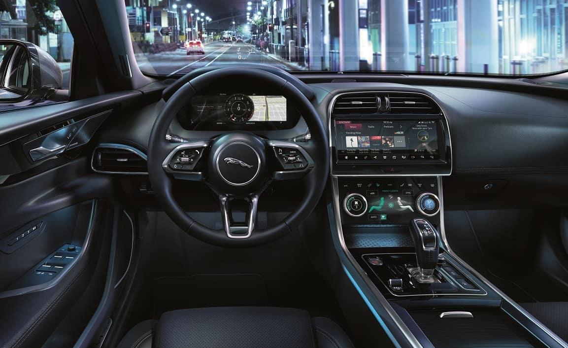 Jaguar XE Interior
