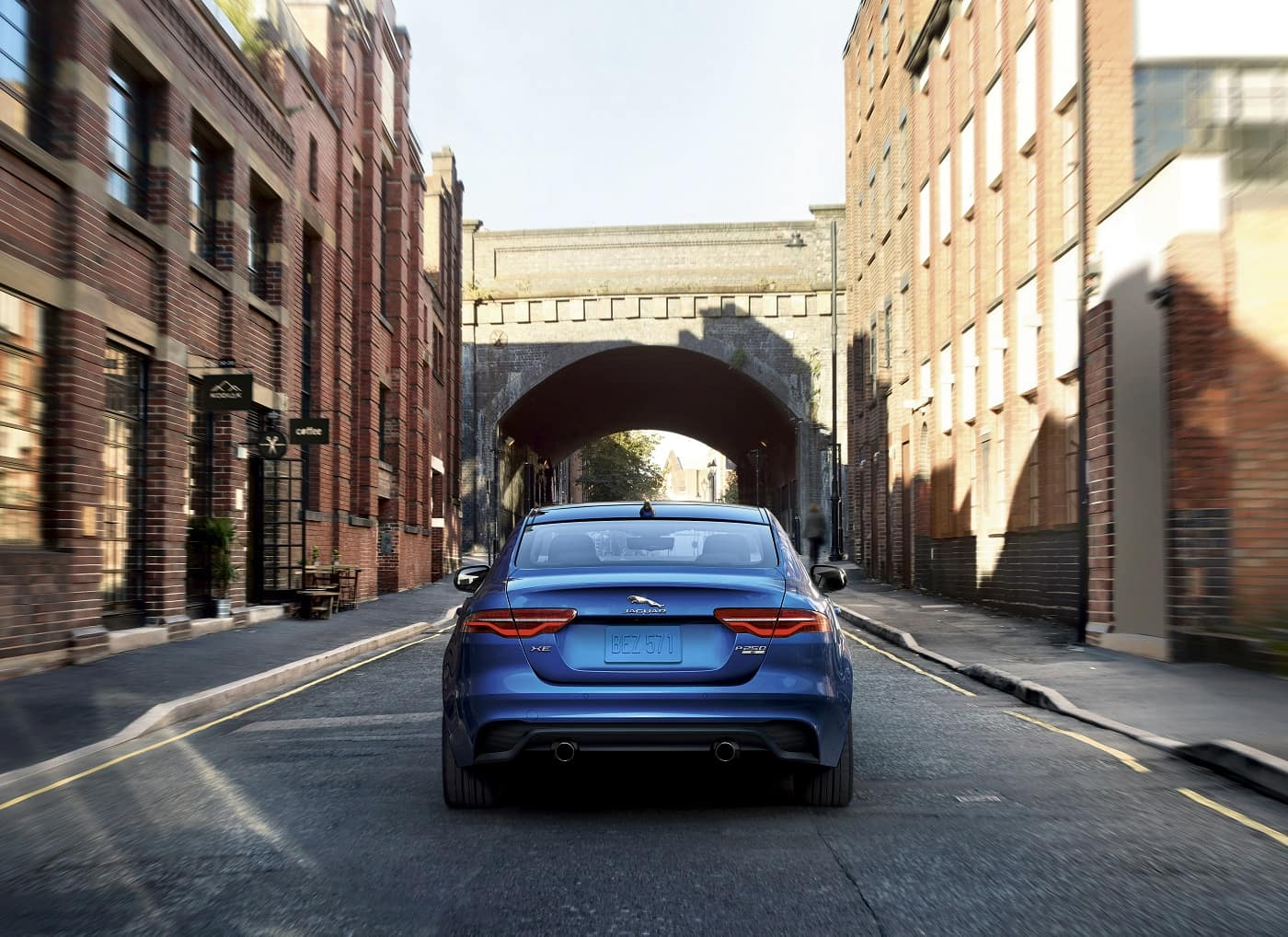 Jaguar XE Performance
