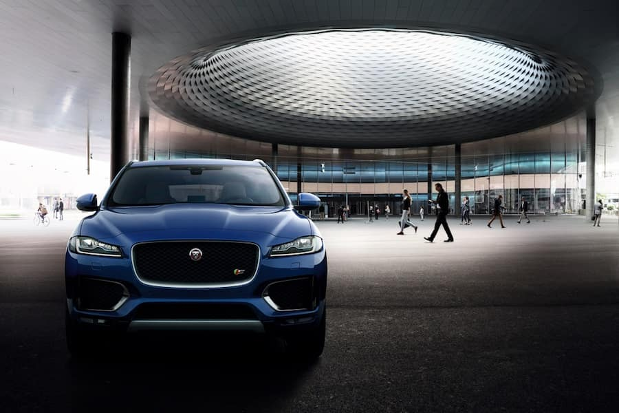 Jaguar F-PACE Lease Deals