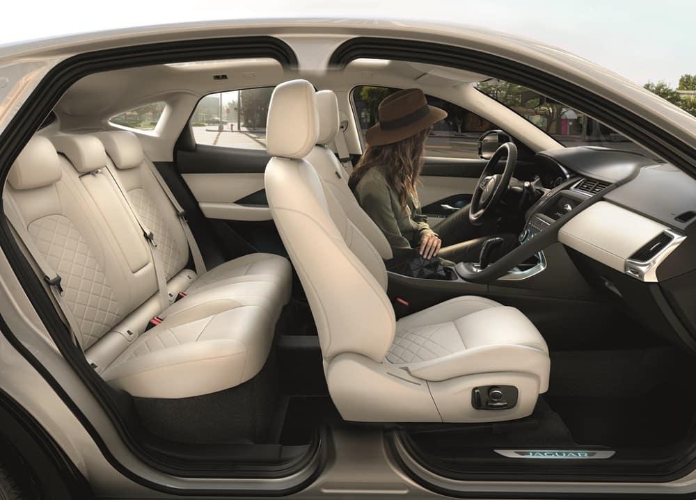 Jaguar E- PACE Interior Cabin