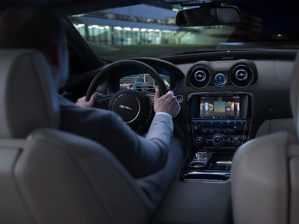Jaguar Safety Technology