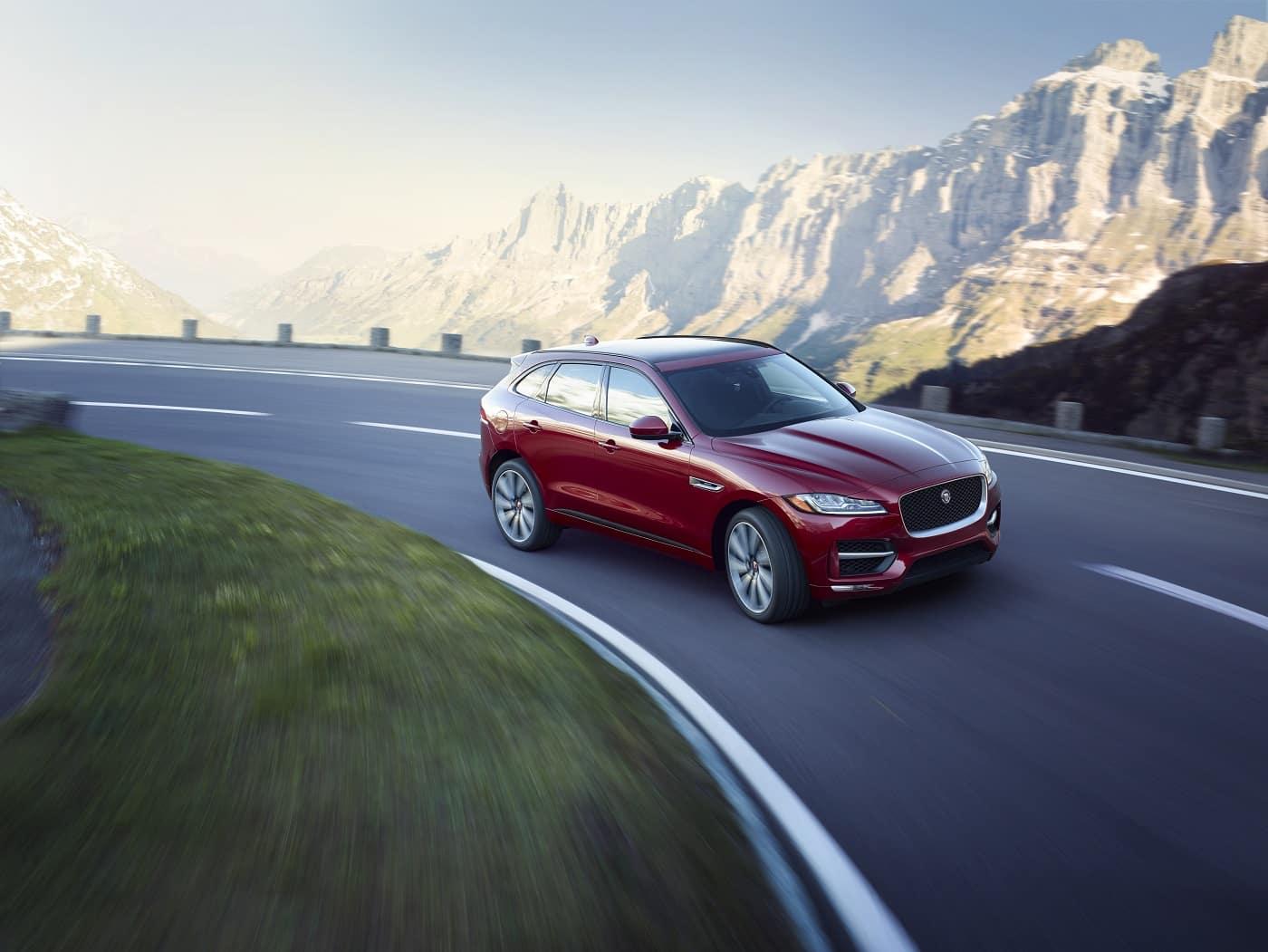 Jaguar Safety Features