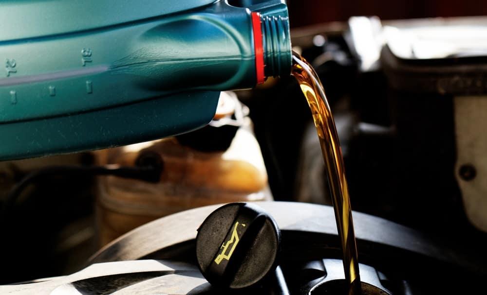 Jaguar Oil Change