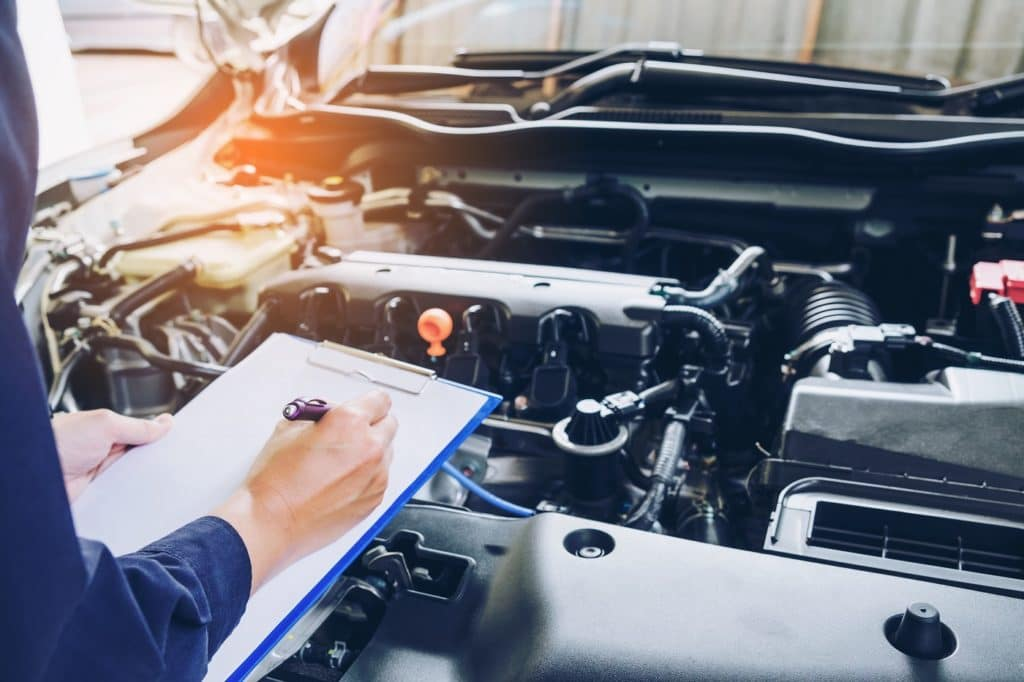 Engine Inspection