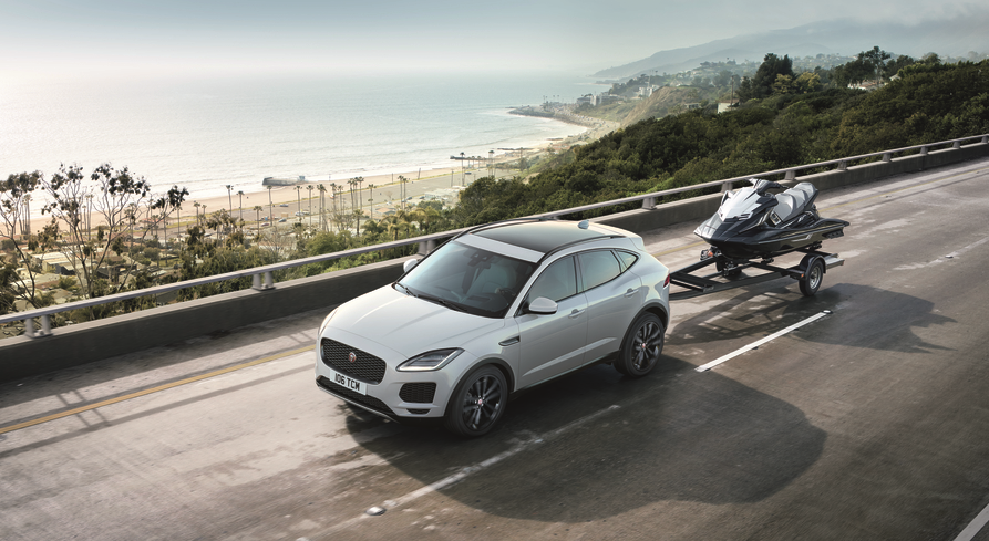 Jaguar E-PACE Performance