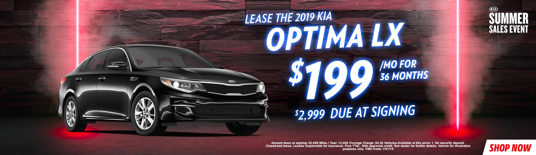 2019_Kia_Optima_LX_Kia_South_Austin_Texas