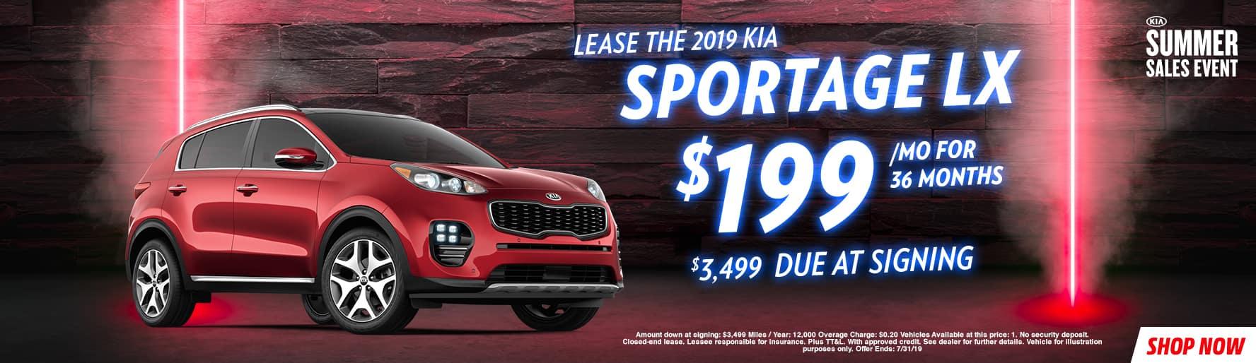 2019_Kia_South_Austin_Sportage_LX_Sales