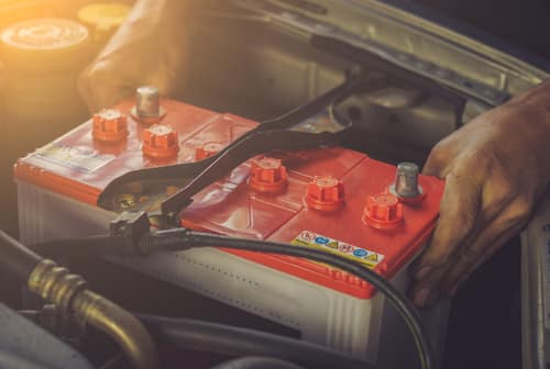 Car Battery Replacement near Me | Land Rover Albuquerque NM