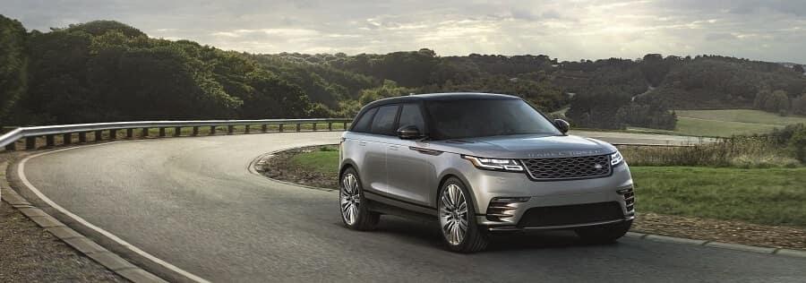2019 Range Rover Velar curve
