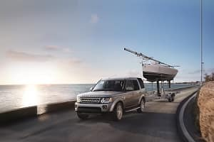 2018 Land Rover Discovery Towing Capabilities
