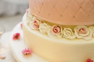 Simplistically Elegant Cakes at Simply Sweet by Darci