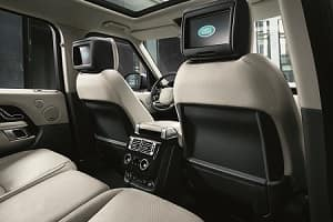 2018 Range Rover Interior Technology Features