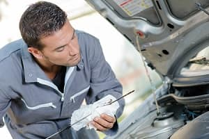Keep Up with Oil Change Intervals
