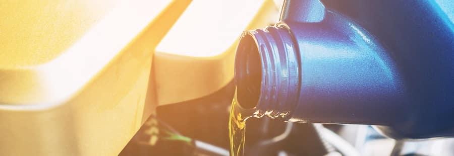 Full Service Oil Change in Albuquerque