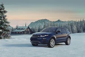 2019 Range Rover Evoque Loire Blue Metallic