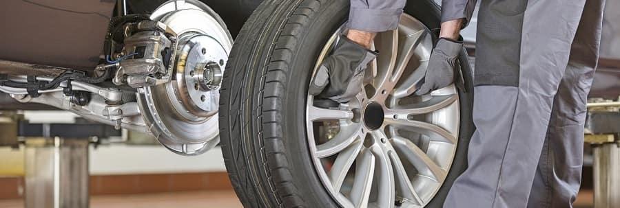 Replace Your Tires in Albuquerque