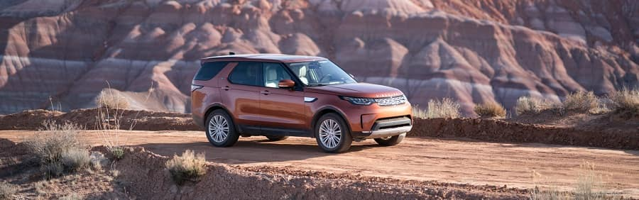 2018 Land Rover Discovery Off Roading Capabilities