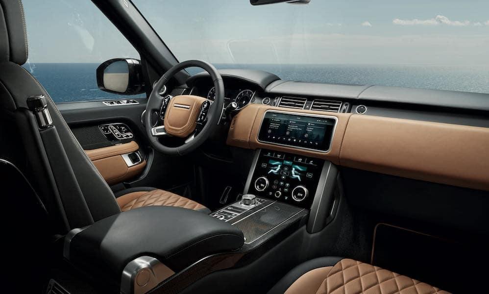 Land Rover Range Rover Technology