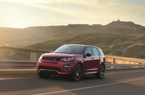 Land Rover Discover Sport Performance Specs
