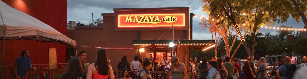 Mazaya Café: Serving Mediterranean
